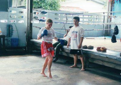 Elly Thailand year 2000