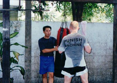 Mr Al & Mr Thakoon Bangkok 2000