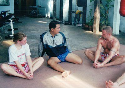 WAKT Training Bangkok 2001