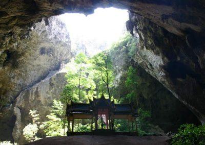 Phraya Nakhon Cave, Hua Hin